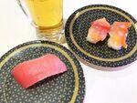 寿司90円「はま寿司」の平日一人飲みがめっちゃ安上がり