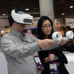 HTCの最新VR HMD「Vive Focus Plus」を体験してみた