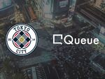 TOKYO CITY F.C.とQueueがオフィシャルパートナー契約締結を発表