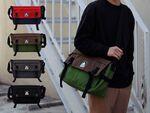 SIERRA DESIGNSメッセンジャーバッグはA4サイズも収納できちゃう