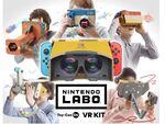 Nintendo SwitchがVRデバイスに! 「Nintendo Labo: VR Kit」