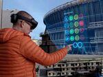 HoloLens 2で建設工程を計画・可視化するアプリ