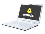 マウス、4万円台からのノートPC 持ち運びに便利