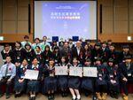 ことでん全52駅の全キャラクターをデザインした高松工芸高校が大賞受賞
