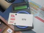 ICカードやパスポートのスキミングを防ぐ、RFID遮断スリーブ