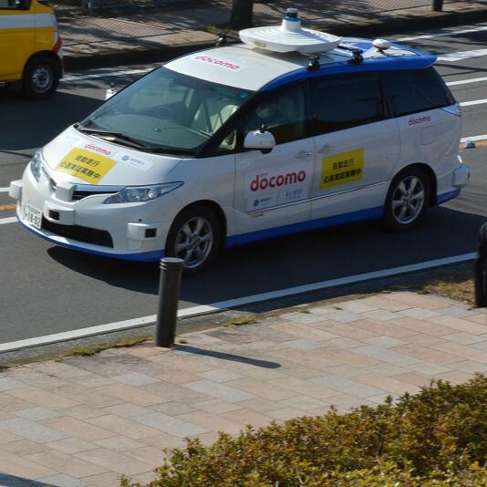 夢の技術! 自動運転の世界