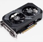 TUF Gamingシリーズの新GPU「TUF-GTX1660-O6G-GAMING」の性能をチェック