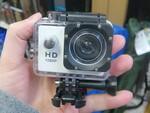 1500円で買えるフルHD&防水対応のアクションカメラ