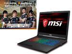 MSI、プロゲーミングチーム「SunSister」推奨ゲーミングノートPC