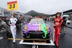 平成最後のSUPER GT開幕戦は大雨により30周で終了!