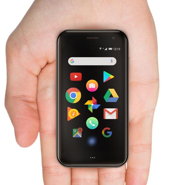 意外と(?)実用的な超小型端末「Palm Phone」をクロレビ