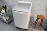 液体洗剤と柔軟剤を自動で適量投入するパナソニックの縦型洗濯機