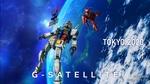 機動戦士ガンダムが宇宙(そら)から東京五輪を応援