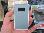 Atermの小型SIMフリーモバイルルーターが特価で9000円弱