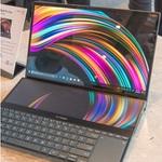 ASUS、大型サブディスプレー搭載のデュアルスクリーンノートPC「ZenBook Pro Duo」