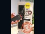 指紋認証ドア錠、展示商談会で謎の女に次々にハックされる|中国