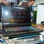 MSI、デスクトップ版Core i9搭載のハイエンドゲーミングノートPC「GT76 Titan」