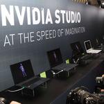 NVIDIA、クリエイター向けのノートPCプラットフォームStudio発表