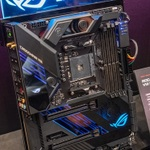 ASUS、PCIe 4.0対応の第3世代Ryzen向けX570マザーボードをお披露目