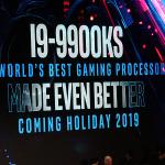 インテル「Core i9-9900KS」を発表、全コア5GHz動作の特別仕様