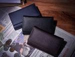 財布の機能を全て兼ね備えた! サフィアーノレザー多機能キーケース