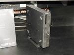 DeskMini A300より小さいRyzen対応の小型ベアボーンをCOMPUTEXで見た
