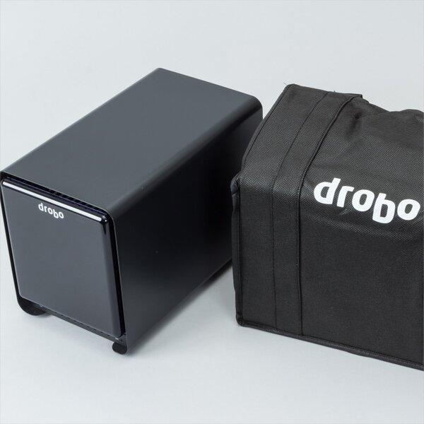 高機能ストレージ「Drobo」でデジタルライフをアップデート