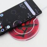 ガンダムファンが使いたいワイヤレス充電器:Xperia周辺機器