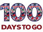 キヤノン、ラグビーワールドカップの開幕100日前イベントに出展