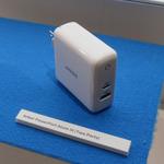 AnkerがGaN採用で小型が魅力のUSB-PD対応ACアダプターを一気に発表!