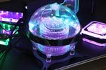 DIY水冷ユーザー要チェックの光る球体リザーバータンク