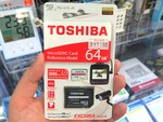 東芝のドラレコ向け高耐久microSD フルHDで3000時間録画可能