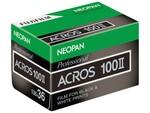 富士フイルム、黒白フィルム「ネオパン100 ACROSII」を発表