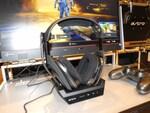家庭用ゲーム向け最高峰うたうASTRO Gaming無線ヘッドセット登場