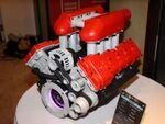 V8エンジン型PCケースで度肝を抜くAntec