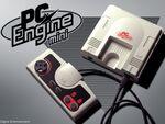 コナミ、PCエンジンの復刻版「PCエンジン mini」を発表