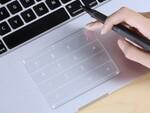 SurfaceとMacBookにテンキー追加できるトラックパッドカバー