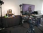 シャープ、8Kの新たな使い方を共創する「8K Labクリエイティブスタジオ」をオープン
