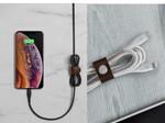 アラミド繊維使用の高耐久USB-C to ライトニングケーブル発売