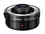 オリンパス、レンズの焦点距離を2倍にできるテレコンバーター発売