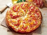 ピザーラ 世界チャンピオン監修「黄金チーズ」ピザ