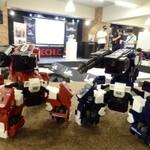 優勝賞金2万ドル!実際のロボットを使ったeスポーツ日本大会に参戦してきたった