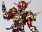 『仮面ライダービルド』の仮面ライダーエボルがフィギュアに 3フォームの再現も可能!