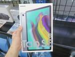 5.1mm&400gの超薄型軽量タブレット「Galaxy Tab S5e」にLTE版!