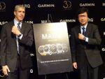 ガーミンがGPSプロウォッチ「MARQ(マーク)」コレクションを発表