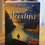 登山を疑似体験できるアナログゲーム