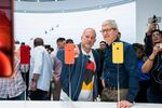 アップル最高デザイン責任者、ジョニー・アイブ氏退社へ