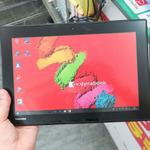 高性能な東芝のWindows 10タブレットが1万円切り!