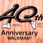 ウォークマン40周年、歴代機種が集結した企画展「#009 Walkman in the Park」
