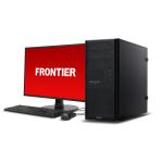 FRONTIER、第3世代AMD Ryzen搭載デスクトップパソコンを発売
